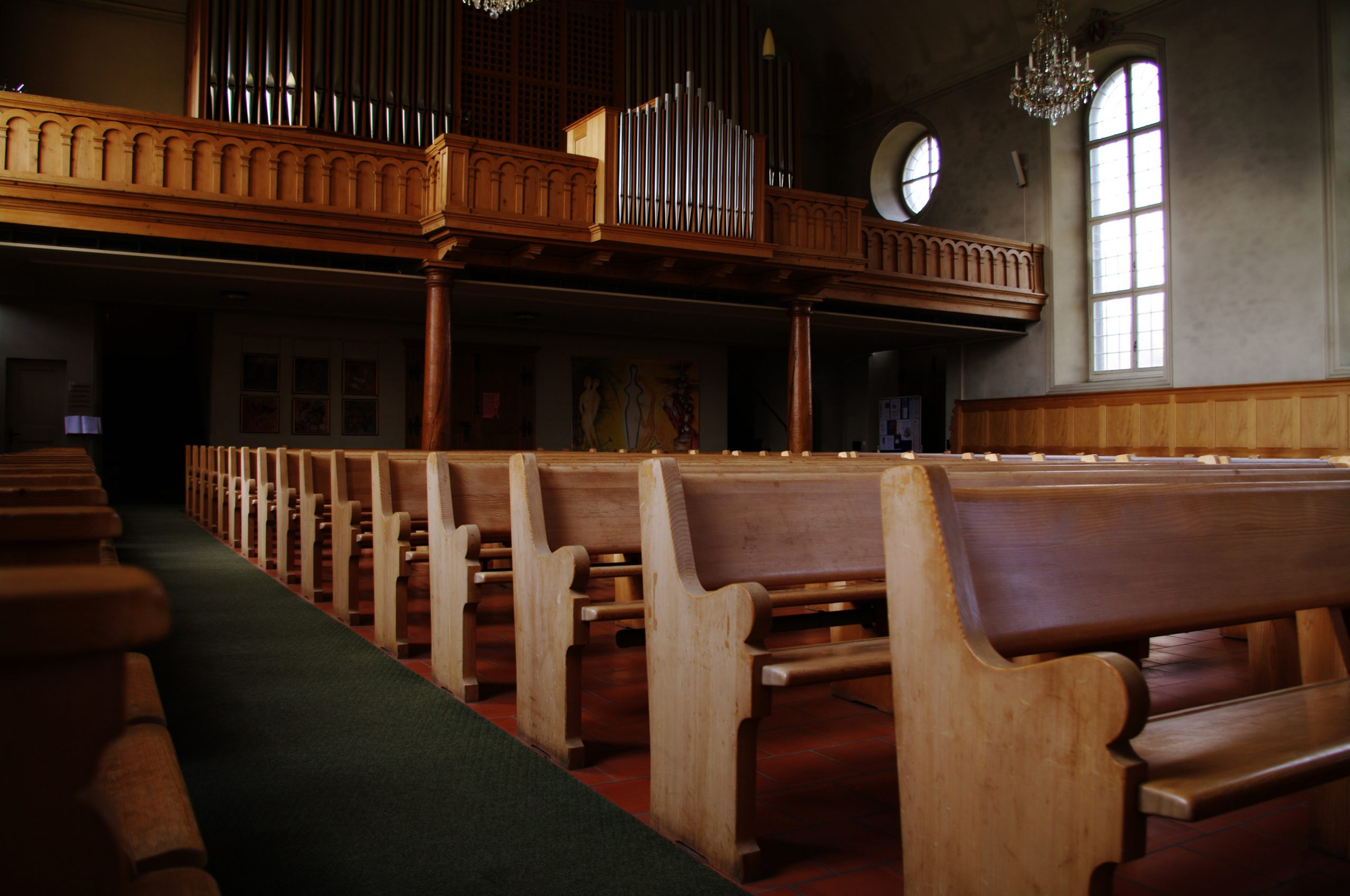 Finding a New Church