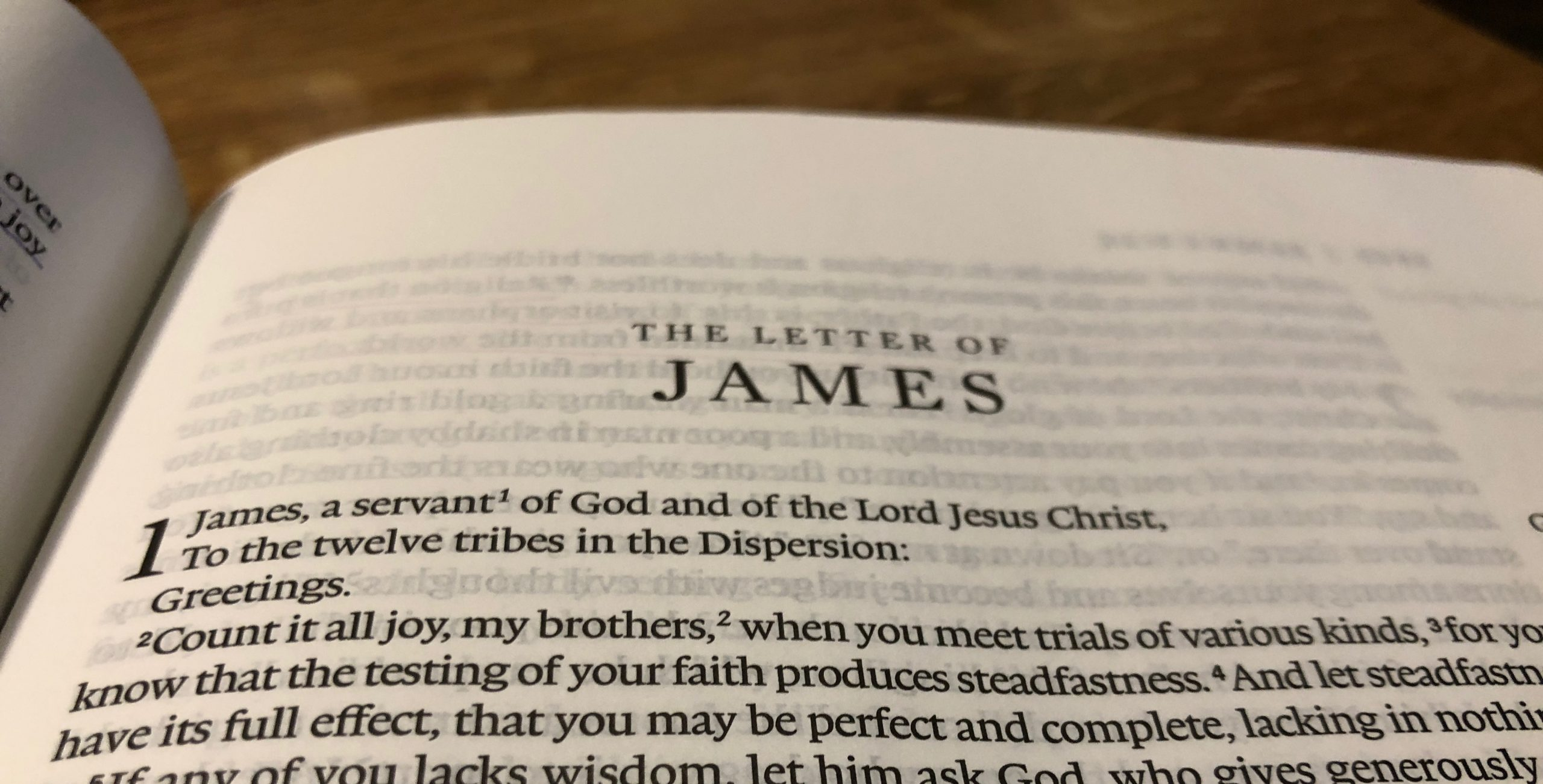 The Second Epistle of James, the Brother of Jesus